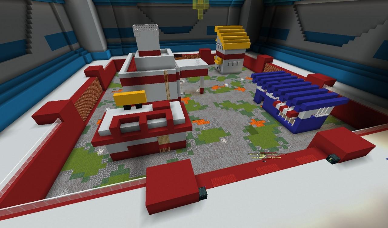 PVP Арена на Выживании 1